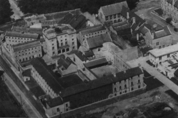 Cork County Gaol before 1960